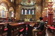 King's College London Chapel, London, United Kingdom