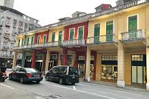 Patane Library, Macau, China