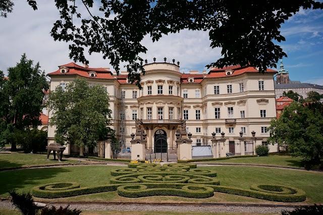 Lobkovický palác-Malá Strana