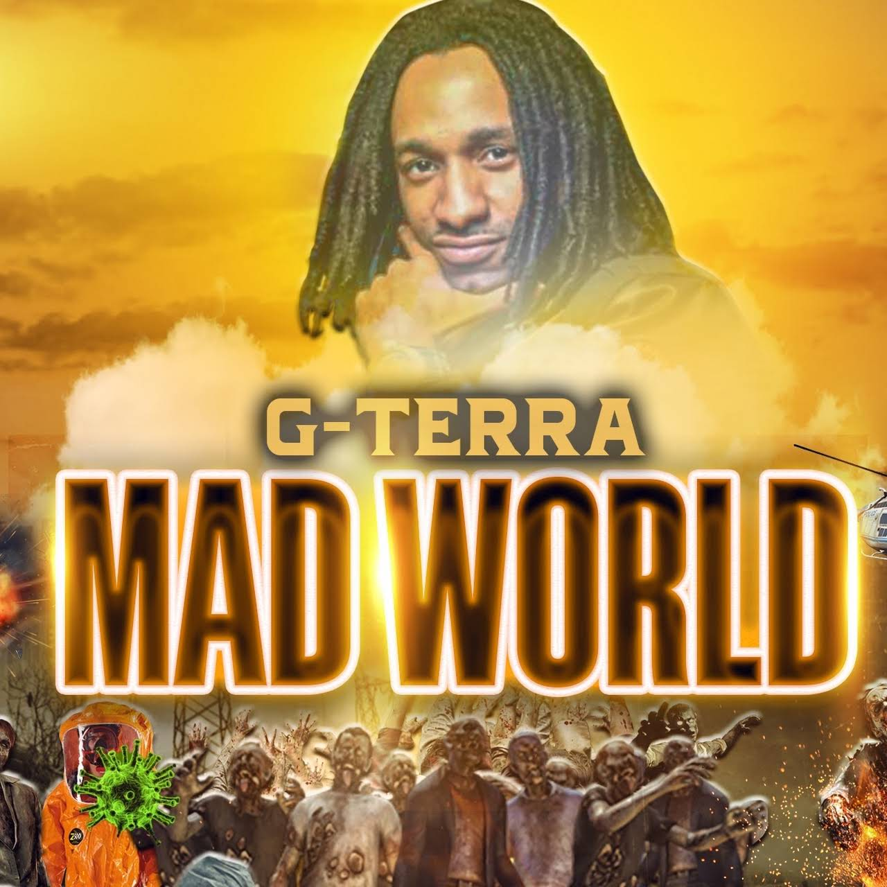 G-Terra - MAD WORLD