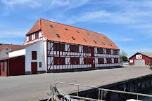 Lundeborg Pakhus, Hesselager, Denmark