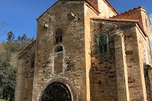 San Miguel de Lillo, Oviedo, Spain