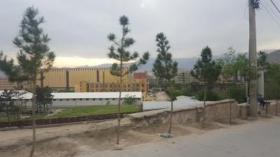 Kabul Grain Silo