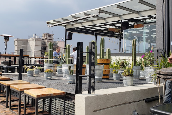 Visit Terraza Catedral On Your Trip To Mexico City Or Mexico