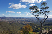 Hanging Rock Lookout, Nundle, Australia