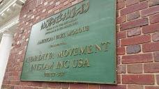 American Fazl Mosque washington-dc USA
