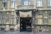 Retox Bar, Budapest, Hungary
