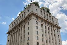 Matarazzo Building City Hall Of Sao Paulo, Sao Paulo, Brazil