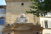 Fontaine Moussue, Salon-de-Provence, France