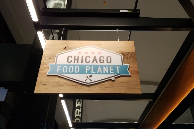 Chicago Food Planet, Chicago, United States