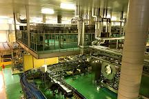 Kirin Beer Yokohama Factory, Yokohama, Japan