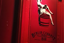 Berlin Cabaret, Madrid, Spain