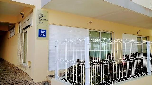 Salão do Reino das Testemunhas de Jeova