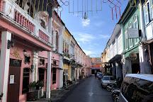 Old Phuket Town, Talat Yai, Thailand