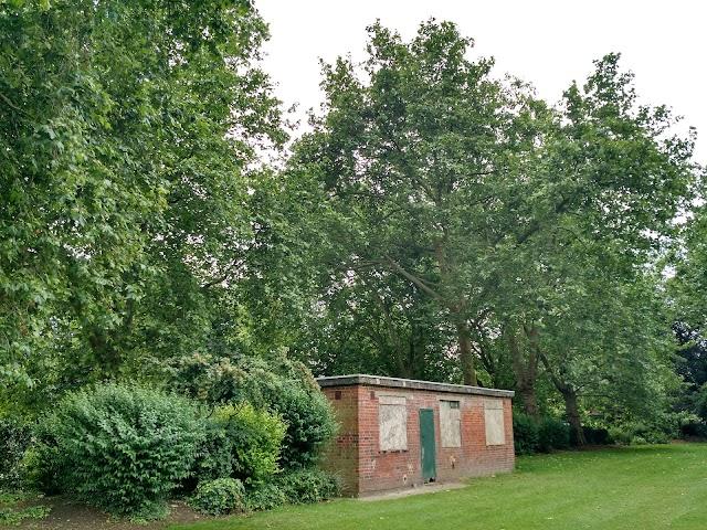 Lillie Road Recreation Ground