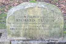 Dick Turpin's Grave, York, United Kingdom