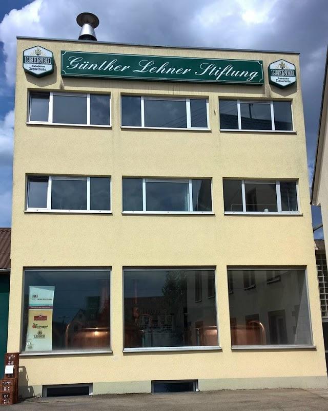 Günther-Lehner-Stiftung GmbH Rosenfelder Lehner Bräu