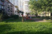 Park Internatsionalistov, St. Petersburg, Russia