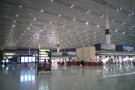 Аэропорт  Tianjin Binhai TSN