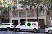 Delivery Bikes BCN, Barcelona, Spain