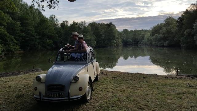 Les Guinguettes à l'étang