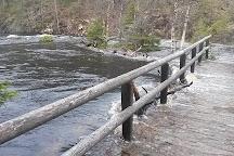 Kiutakongas Rapids, Kuusamo, Finland