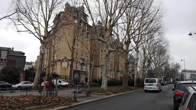 Catacombs of Paris Exit