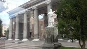 Городской координационно-методический центр культуры, улица Орджоникидзе на фото Новокузнецка