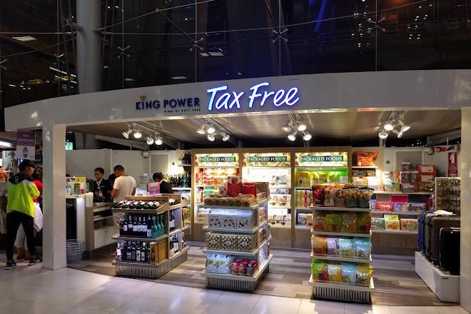 Visit King Power Suvarnabhumi Airport on your trip to Racha