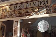 Au Baiser du Mitron, Menton, France