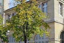 Fontaine des Tetes De Boeufs, Paris, France