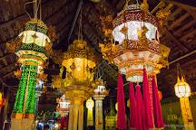 Kad Kong Ta Street Market, Lampang, Thailand