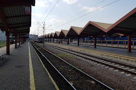Железнодорожная станция  Przemysl Gl.