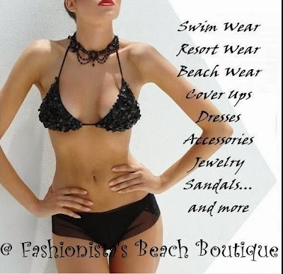 Fashionista's Beach Boutique