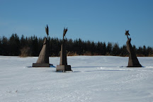 Griffis Sculpture Park, East Otto, United States