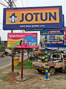 Toko Cat Raja Warna