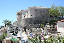 Castello di Gesualdo, Gesualdo, Italy