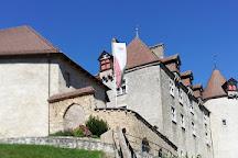 HR Giger Museum, Gruyeres, Switzerland