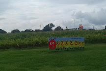 Maize Maze, Cawthorne, United Kingdom