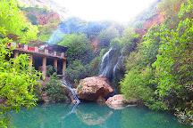 Cascades El Ourit, Tlemcen, Algeria
