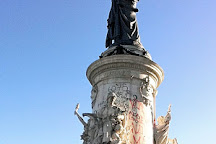 Place de la Republique, Paris, France