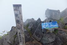 Mt. Kentoku, Yamanashi, Japan