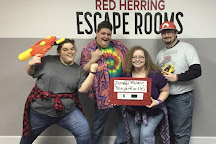 Red Herring Escape Rooms, Shreveport, United States