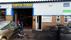 Yorvac Tyres – specialising in new and part worn tyres york