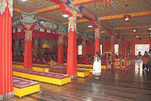 Bokar Ngedon Chokhor Ling Monastery, Mirik, India