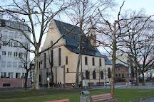 St. Leonhardskirche, Frankfurt, Germany
