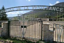 Memorial de la Resistance, Vassieux-en-Vercors, France