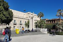 Giardino Bellini, Catania, Italy