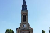 Eglise Saint Augustin, Deauville City, France