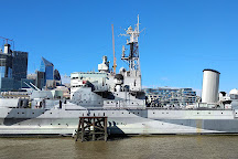 HMS Belfast, London, United Kingdom